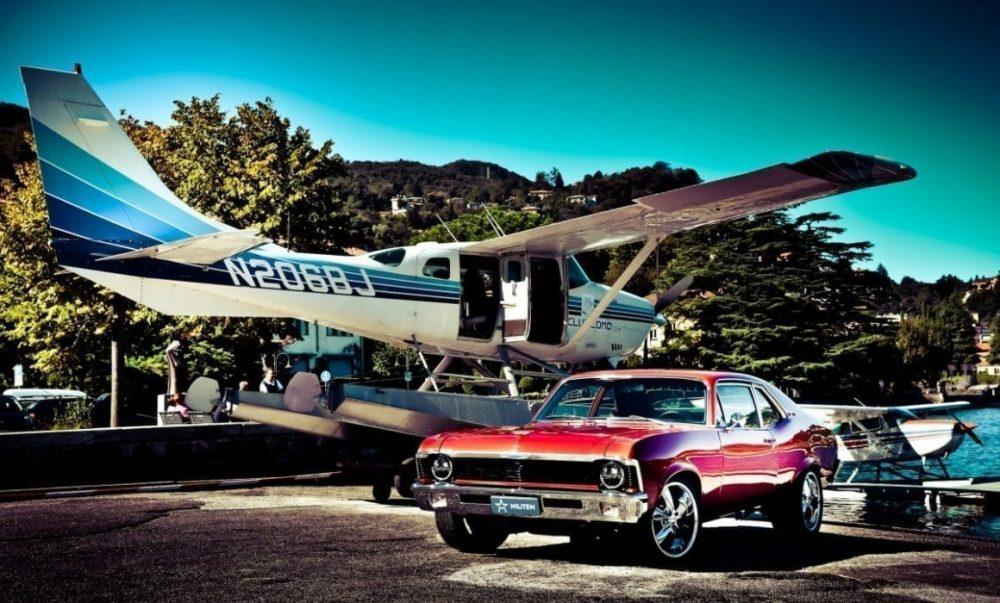 american cars militem