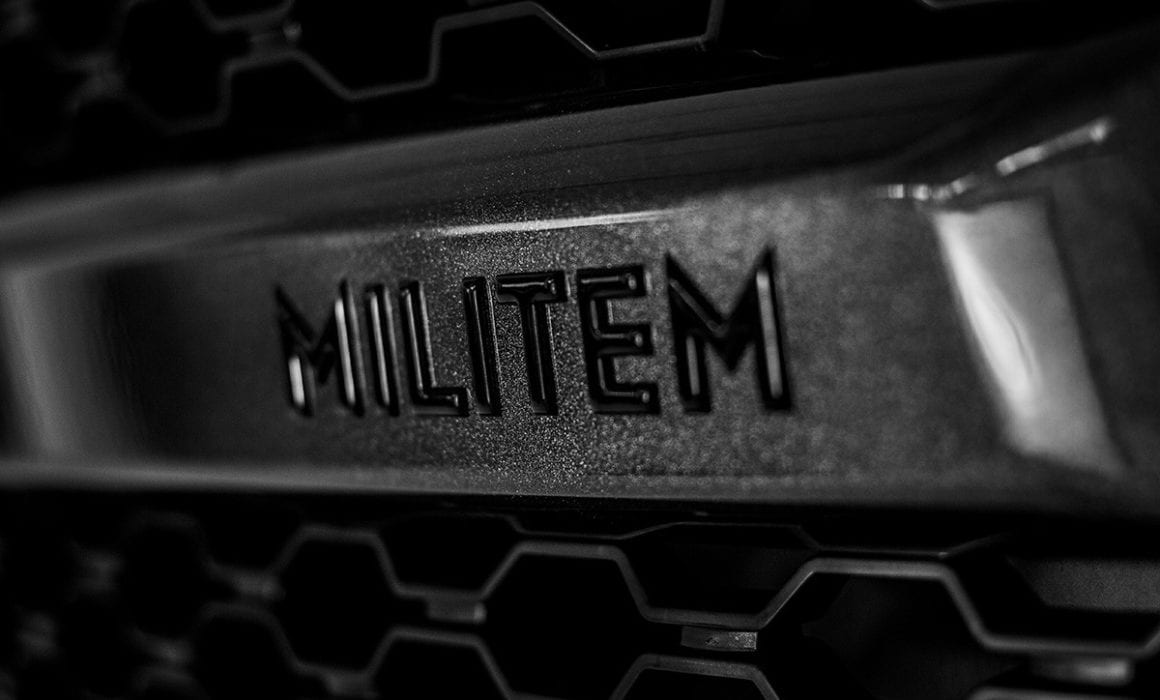 pick-up militem