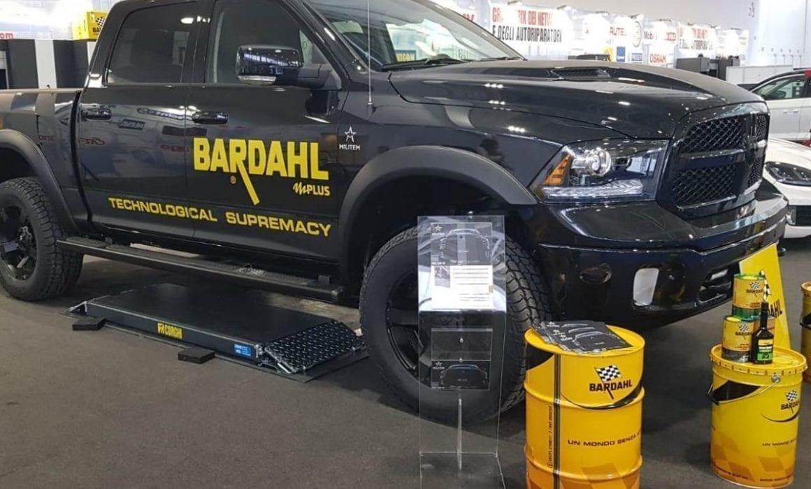MILITEM e lubrificanti BARDAHL