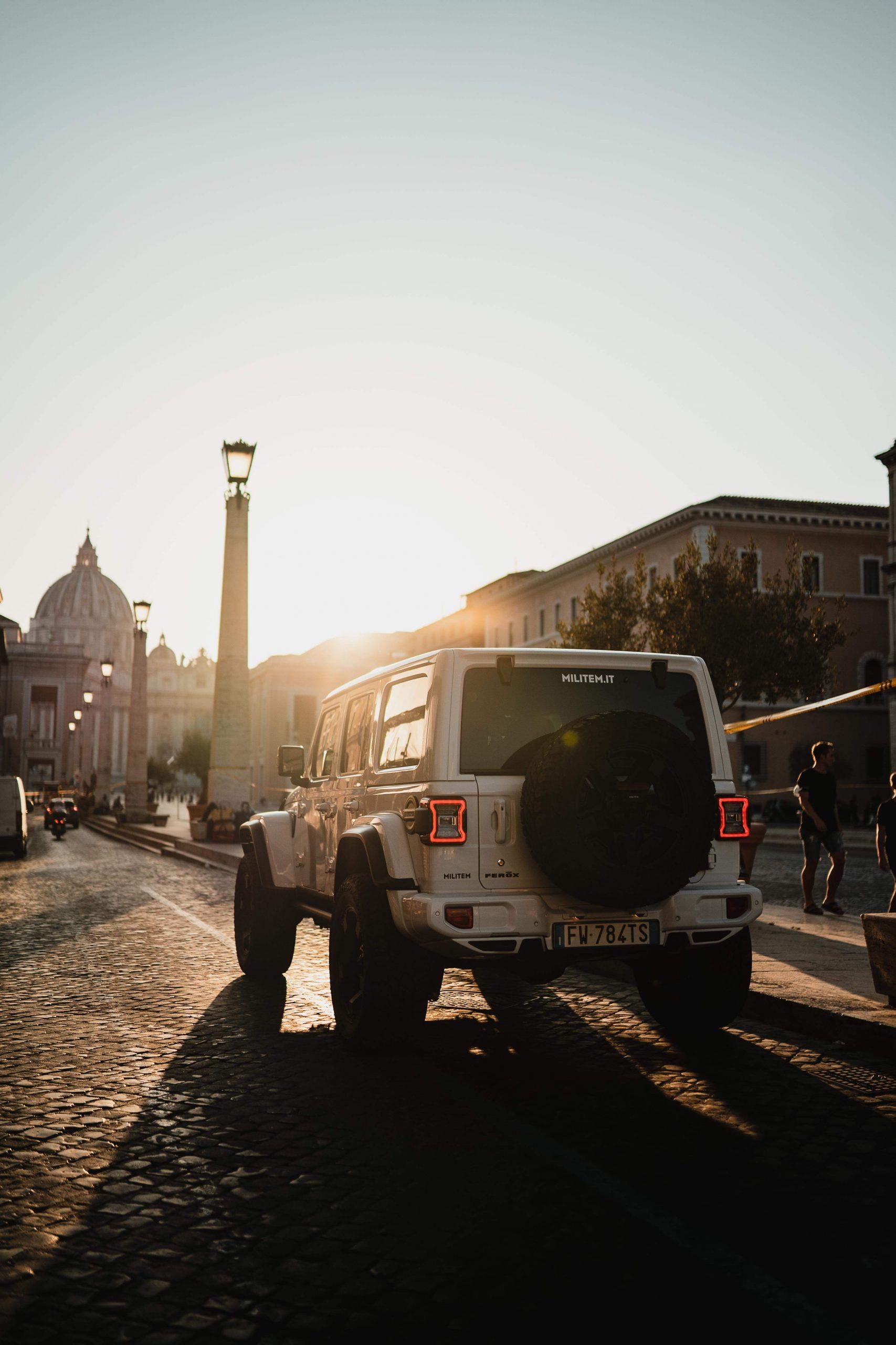 Militem Ferox Bianco Roma