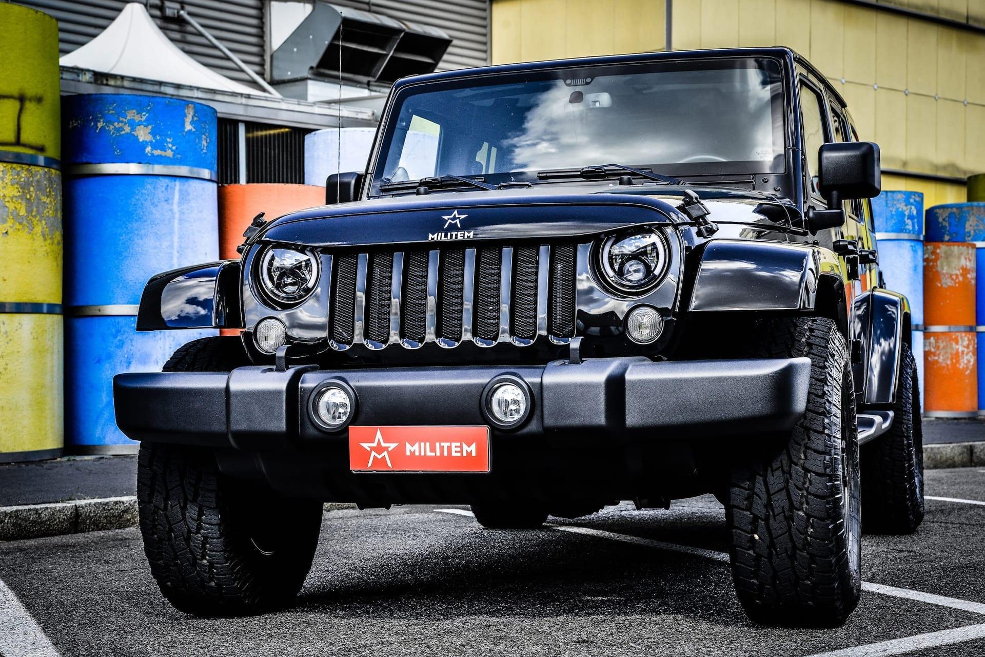 jeep americane 4x4 militem