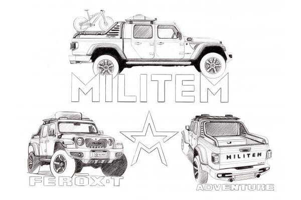 MILITEM FEROX-T