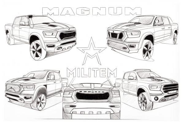 MILITEM MAGNUM