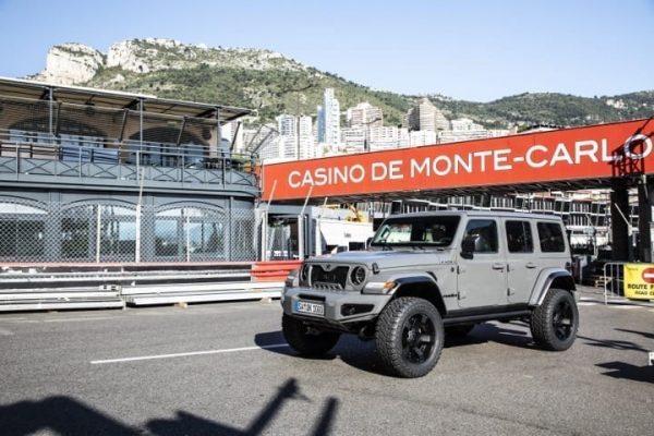 Militem Ferox -  Grand Prix Monte Carlo 1