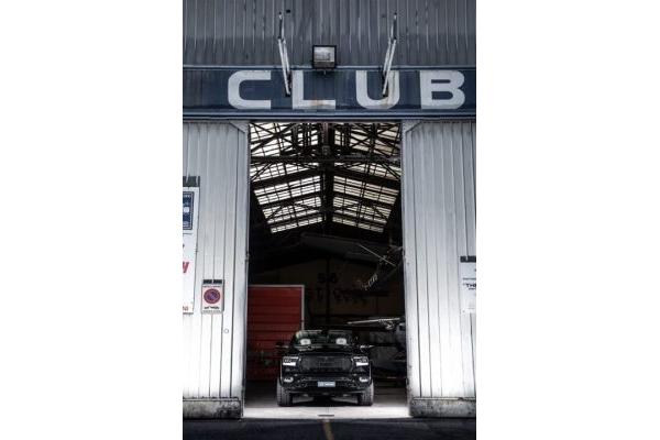 Militem Magnum - Esterni Frontale Aereo Club Como 7